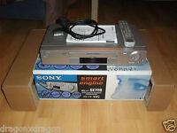 Sony SLV-SE720 VHS-Videorecorder, komplett in OVP, sehr gepflegt, 2J. Garantie