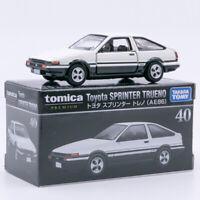 Takara Tomy Tomica Premium #40 Toyota Sprinter Trueno AE86 1/60 Diecast Model