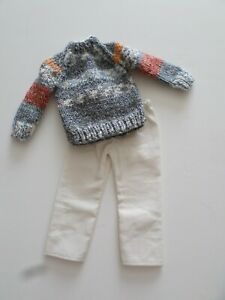 2 Piece Outfit for Sasha/Gregor Doll  (1)