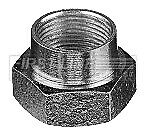 FORD FIESTA Mk3, Mk4 1.4 Hub Nut Front 94 to 00 Firstline 6102936 Quality New