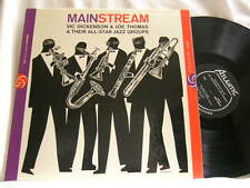 VIC DICKENSON & JOE THOMAS Mainstream Herbie Nichols Hal Singer Buck Clayton LP
