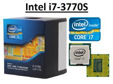 Intel Core i7-3770S SR0PN ''Ivy Bridge'' 4 Core, LGA1155, Clock 3.1 - 3.9GHz CPU