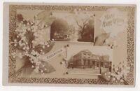 Many Happy Returns from Paddington, London 1907 RP Postcard, B725