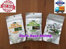 AZOO Max Bio Ball Breed Growth Combo Crystal Cherry Freshwater Shrimp Food Deal