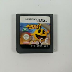 Pac Man World 3 Nintendo DS Cartridge Only