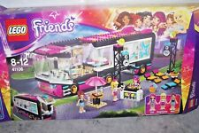 LEGO FRIENDS - SET 41106 - [ LA TOURNEE EN BUS ] - 667 PIECES