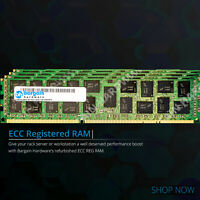 IBM X3650 M3 DDR3 ECC 12800R 14900R Server RAM: 4GB PC3 Memory 32GB - 96GB