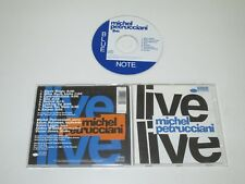 MICHEL PETRUCCIANO/LIVE(BLUE NOTE 0777 7 80589 2 2) CD ALBUM