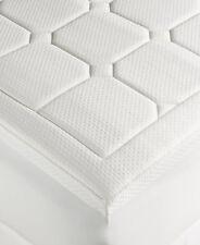 Dream Science Martha Stewart Memory Foam Queen Mattress Pad MSRP $200 F478