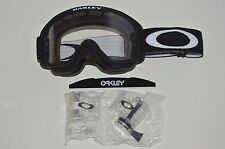Maschera Oakley O2 O-Frame 2.0 Mx Roll Off Nero Black Cross Enduro OO7068-19