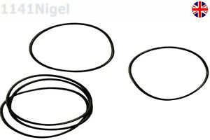 30mm x 0.6mm O-Ring Watch Back Gasket Rubber Seal Repair Tool -