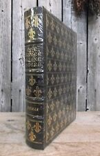 Alexandre Dumas ~ The Three Musketeers ~ Easton Press ~ The 100 Greatest Books