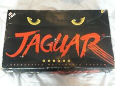 Vintage Atari Jaguar Box Only