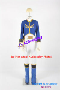 Gosei blue Cosplay Costume from tensou sentai goseiger cosplay incl boots covers