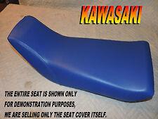 Kawasaki Bayou 220 250 1988-11 New seat cover KLF220 KLF250 KLF Blue 914D