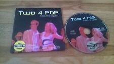 CD Pop Two 4 Pop - Kiss Me Again / Küss mich nochmal (6 Song) MCD JAY KAY cb
