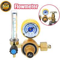 Argon CO2 Pressure Gas Flow Meter Regulator Welding Mig Tig Welder New