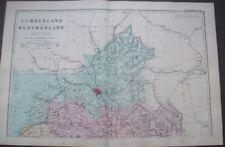 Vintage Original 1800-1899 Date Range Antique Europe County Maps
