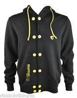 Swade Men's Hooded Sweat Top Black (SUTP001a)