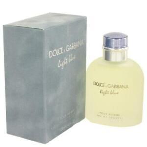 Light Blue by Dolce & Gabbana 4.2 oz Eau De Toilette Spray for Men