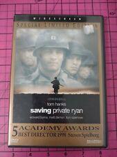 Saving Private Ryan (Dvd, 1998) Pre-owned