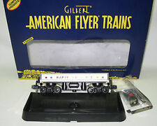 American Flyer new 6-49025 Christmas Dump car with presents