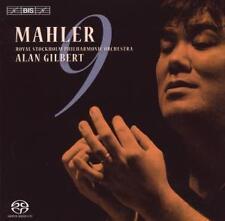 Mahler symphonie 9 D majeur ~ Alan Gilbert-Hybrid sacd-NEUF!