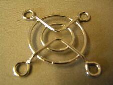 Griglia Della Ventola protezione dita 40 mm cromo computer ecc. 4 PEZZI OL0372