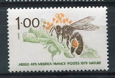 FRANCE 1979, timbre 2039, INSECTES, ABEILLE, neuf**