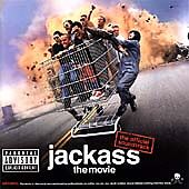 """JACKASS THE MOVIE""-Soundtrack-Slayer-Misfits-Ramones-Andrew WK-CKY-BRAND NEW CD"