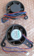 Joblot 2 x Lexmark Optra E310 / E312 ventilateur de refroidissement, pièces de l'imprimante, P / n 12G1879