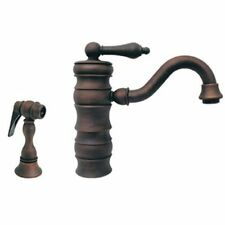 collection handle nickel brushed faucet high whitehaus pd iii arc shop faucets vintage bar and mount deck prep