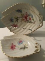 RARE FIND Made In Occupied Japan SAMPLE Hand Painted PorcelainDecorativeDishes 2
