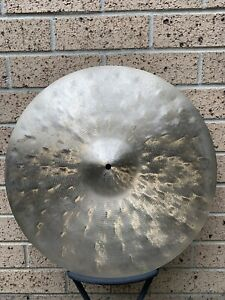 """Sabian 20"""" HHX prototype bounce ride cymbal, great condition"""