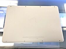 """Apple Macbook 13.3"""" A1342 Lower Bottom Case Cover White 2009-2010 604-1033 NEW"""