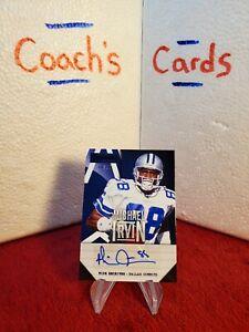 2013 Panini Playbook Michael Irvin Autograph #16/25 Dallas Cowboys