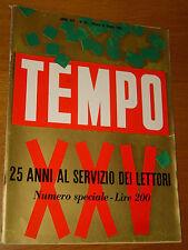 TEMPO 1963/23=MARIO DEL MONACO=PAPA GIOVANNI XXIII=MINO GUERRINI=LA PUBBLICITA=