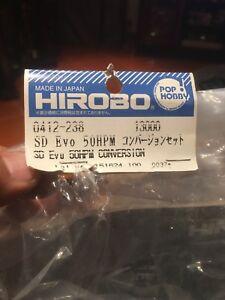 VINTAGE HIROBO 0412-238 - SD EVO CONVERSION SET FOR 50HPM