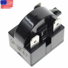 QP2-4.7 Start Relay PTC For 4.7 Ohm 3Pin Danby Magic Chef Kenmore Refrigerator