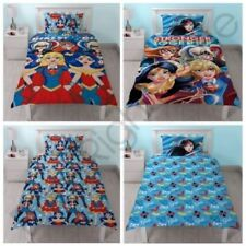 Ropa de cama DC Comics para niños
