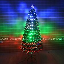 LED Fibre Optic Christmas Tree with Varioius Effects 2ft | 3ft | 4ft | 5ft | 6ft