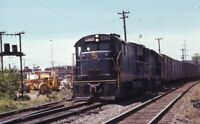 C&O CHESAPEAKE & OHIO Railroad Locomotive 2303 Original 1972 Photo Slide