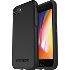 OtterBox Symmetry Rugged Case Slim Cover For iPhone 7 Plus / 8 Plus - Black