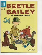 BEETLE BAILEY #26 VF+ FILE COPY SILVER AGE 1960 DELL COMICS MORT WALKER ARMY