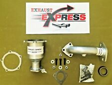 DIRECT-FIT CATALYTIC CONVERTER & FRONT PIPE FOR 2002 & 2003 MAZDA PROTEGE 5 2.0L