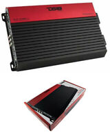 DS18 1050W Max 4-Channel Class AB Stereo Car Audio Amplifier SLC-X1050.4