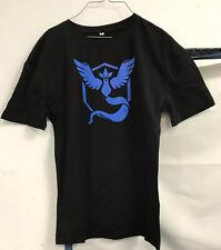 Pokemon Go Tee Shirt / Team Mystic - Blue - New Old Stock