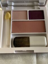 Clinique All About Shadow Duo 20 Jammin & Powder Blusher in 01  Clover