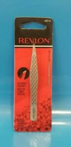 Revlon Stainless Steel Accurate Shaping Tweezers #68516