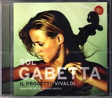 Sol GABETTA: IL PROGETTO VIVALDI 7 Cello Concerto Winter from Jahrezeiten CD NEU